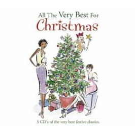 All The Very Best For Christmas - 3CD - audiokniha