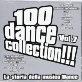 100 dance collection !!! Vol.7 - CD - audiokniha