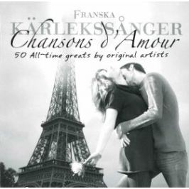 Chansons d Amour - 2 CD - audiokniha