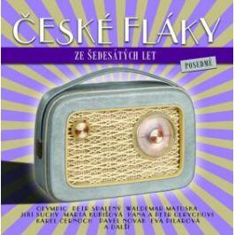 České fláky ze šedesátých let posedmé - CD - audiokniha