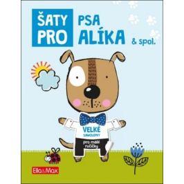 Šaty pro psa Alíka
