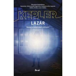 Lazár - Lars Kepler