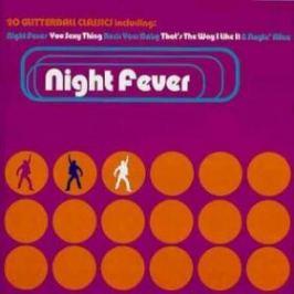 Night Fever - CD - audiokniha