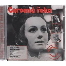 Červená řeka - originální nahrávky 1963 - 1966 - CD - audiokniha