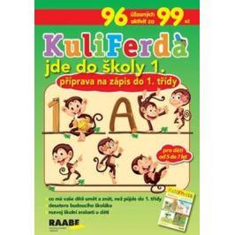 KuliFerda jde do školy 1. - Příprava na zápis do 1. třídy