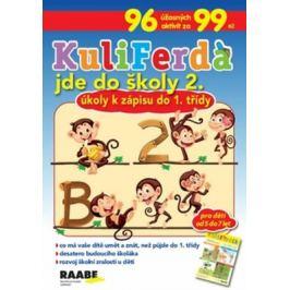 KuliFerda jde do školy 2. - Úkoly k zápisu do 1. třídy