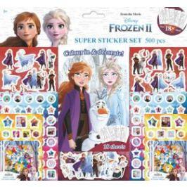 Ledové království II - Samolepkový set 500