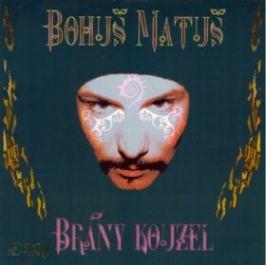 Bohuš Matuš / Brány kouzel - CD - audiokniha