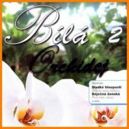 Bílá orchidej 2 (výběr lidovek) - CD - audiokniha
