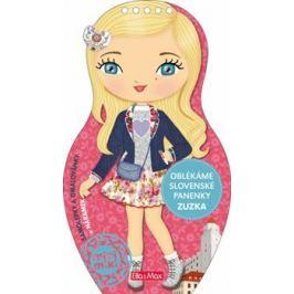 Oblékáme slovenské panenky - Zuzka