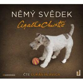 Němý svědek - Agatha Christie - audiokniha