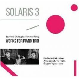 Solaris3 - Works for Piano Trio - Solaris3 - audiokniha