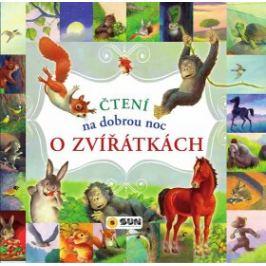 Čtení na dobrou noc o zvířátkách