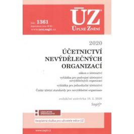 ÚZ 1361 Účetnictví nevýdělečných organizací