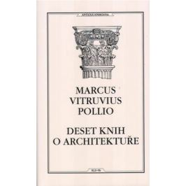 Deset knih o architektuře - Vitruvius Pollio Marcus