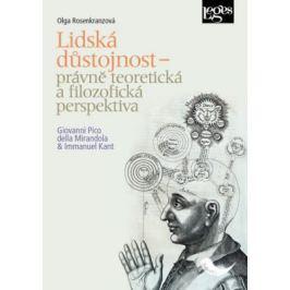 Lidská důstojnost - právně teoretická a filozofická perspektiva - Olga Rosenkranzová