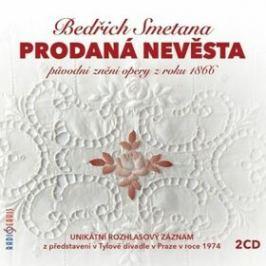 Prodaná nevěsta - Bedřich Smetana - audiokniha