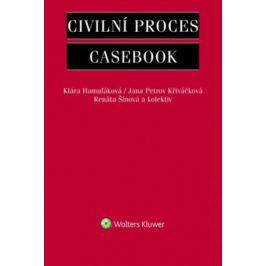Civilní proces - Casebook - Klára Hamuľáková