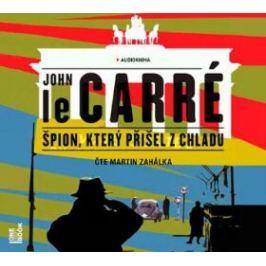 Špion, který přišel z chladu - John le Carré - audiokniha