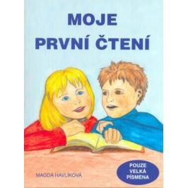 Moje první čtení - Magda Havlíková