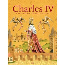 Charles IV. / Karel IV (anglicky) - Alena Ježková