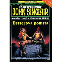 Desterova pomsta - Jason Dark - e-kniha