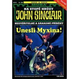 Unesli Myxina - Jason Dark - e-kniha