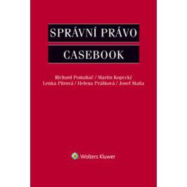 Správní právo - Casebook - kolektiv autorů - e-kniha