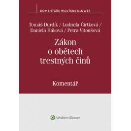 Zákon o obětech trestných činů (č. 45/2013 Sb.). Komentář - autorů kolektiv - e-kniha