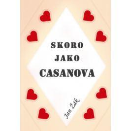 Skoro jako Casanova - Jan Žák - e-kniha