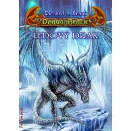 Ledový drak - Richard A. Knaak - e-kniha