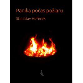 Panika počas požiaru - Stanislav Hoferek - e-kniha