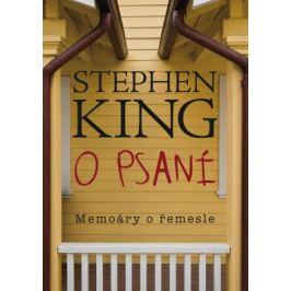 O psaní - Stephen King - e-kniha