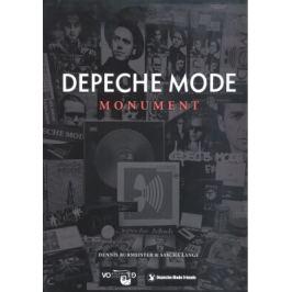 Depeche Mode Monument - Dennis Burmeister, Sascha Lango - e-kniha