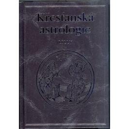 Křesťanská astrologie - Lilly William - e-kniha