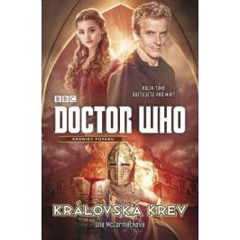 Doctor Who: Královská krev - McCormack Una - e-kniha