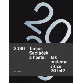 2036. Tomáš Sedláček a hosté: Jak budeme žít za 20 let? - Tomáš Sedláček - e-kniha