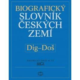 Biografický slovník českých zemí, 13. sešit, Dig–Doš - Pavla Vošahlíková - e-kniha