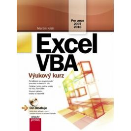 Excel VBA - Martin Král - e-kniha