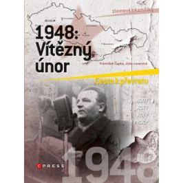 1948: Vítězný únor - František Čapka, Jitka Lunerová - e-kniha