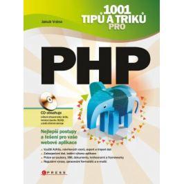 1001 tipů a triků pro PHP - Jakub Vrána - e-kniha