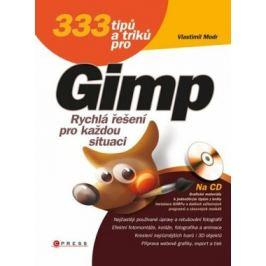 333 tipů a triků pro GIMP - Vlastimil Modr - e-kniha