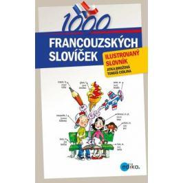1000 francouzských slovíček - Tomáš Cidlina, Jitka Brožová - e-kniha