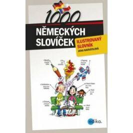 1000 německých slovíček - Jana Navrátilová - e-kniha