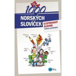 1000 norských slovíček - Štěpán Lichorobiec - e-kniha