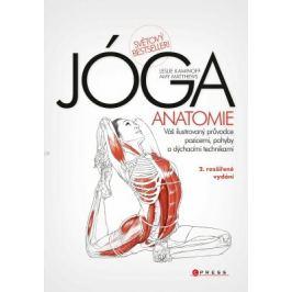 JÓGA - anatomie, 2. rozšířené vydání - Leslie Kaminoff, Amy Matthews - e-kniha