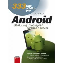 333 tipů a triků pro Android - Martin Herodek - e-kniha