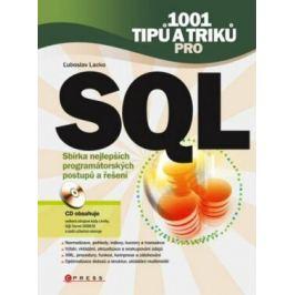 1001 tipů a triků pro SQL - Ľuboslav Lacko - e-kniha