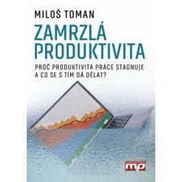 Zamrzlá produktivita - Miloš Toman - e-kniha