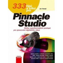 333 tipů a triků pro Pinnacle Studio - Jan Veselý - e-kniha